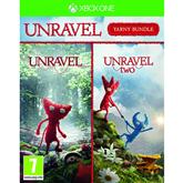 Xbox One mäng Unravel Yarny Bundle