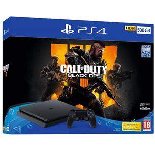 Mängukonsool Sony PlayStation 4 (500 GB) + Call of Duty Black Ops 4