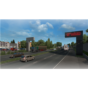 Arvutimäng Euro Truck Simulator 2: Beyond the Baltic Sea