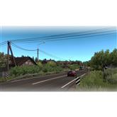 Компьютерная игра  Euro Truck Simulator 2: Beyond the Baltic Sea