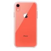 iPhone XR läbipaistev ümbris Apple