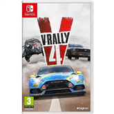 Switch mäng V-Rally 4