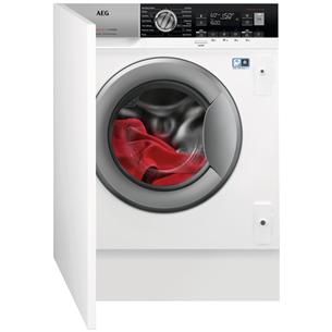 Built-in washing machine-dryer AEG (8 kg / 4 kg) L8WBE68SI