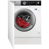 Built-in washing machine-dryer AEG (8 kg / 4 kg)