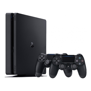 Mängukonsool Sony PlayStation 4 Slim (1 TB) + 2 pulti