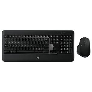 Juhtmevaba klaviatuur + hiir Logitech MX900 Performance (US)