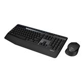 Беспроводная клавиатура + мышь MK345, Logitech / US