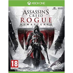 Xbox One mäng Assassins Creed: Rogue Remastered