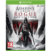 Xbox One game Assassins Creed: Rogue Remastered