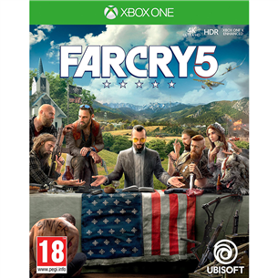 Xbox One game Far Cry 5 3307216016649