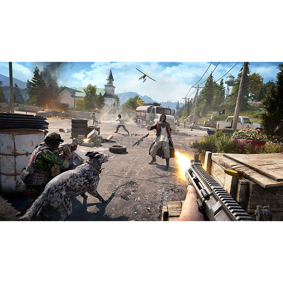 Xbox One game Far Cry 5