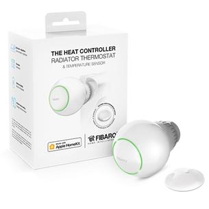 Комплект с термостатом для радиатора Fibaro (HomeKit)