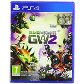 PS4 game Plants vs. Zombies Garden Warfare 2