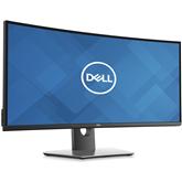 34 nõgus QHD LED IPS-monitor Dell