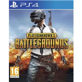 PS4 mäng Playerunknowns Battlegrounds