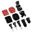 GoPro kinnituste komplekt Hama