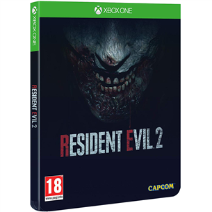 Xbox One mäng Resident Evil 2 Steelbook Edition