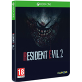 Игра для Xbox One, Resident Evil 2 Steelbook Edition