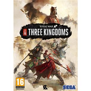 Arvutimäng Total War: Three Kingdoms Collectors Edition (eeltellimisel)