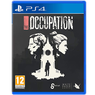 PS4 mäng The Occupation