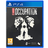 PS4 mäng The Occupation (eeltellimisel)