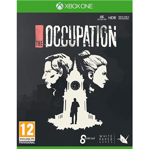 Xbox One mäng The Occupation