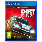 PS4 mäng DiRT Rally 2.0 Deluxe Edition