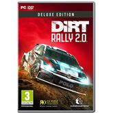 Компьютерная игра DiRT Rally 2.0 Deluxe Edition