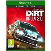 Xbox One mäng DiRT Rally 2.0 Deluxe Edition (eeltellimisel)
