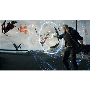 PS4 game Devil May Cry 5