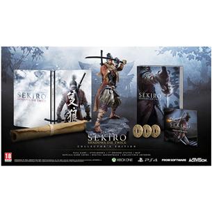 Arvutimäng Sekiro: Shadows Die Twice Collectors Edition (eeltellimisel)