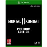 Xbox One mäng Mortal Kombat 11 Premium Edition (eeltellimisel)