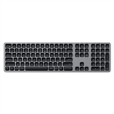 Wireless keyboard Satechi Aluminum Bluetooth (SWE)