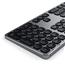 Juhtmevaba klaviatuur Satechi Alumiinium Bluetooth (SWE)
