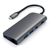 USB-C jagaja 4K HDMI/Mini DP Gigabit Ethernet Satechi