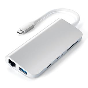 USB-C хаб 4K HDMI/Mini DP Gigabit Ethernet Satechi