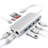 USB-C jagaja 4K HDMI/Mini DP Gigabit Ethernet Satechi