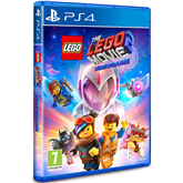 PS4 game Lego The Movie 2 Videogame