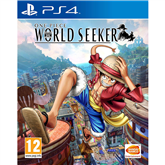 PS4 mäng One Piece World Seeker (eeltellimisel)