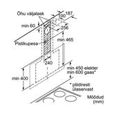 Õhupuhasti Bosch (730 m³/h)