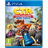PS4 mäng Crash Team Racing Nitro-Fueled (eeltellimisel)