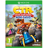 Xbox One mäng Crash Team Racing Nitro-Fueled (eeltellimisel)