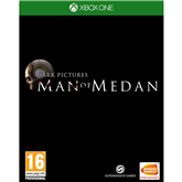 Игра для Xbox One, The Dark Pictures Anthology: Man of Medan