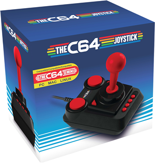 Пульт Commodore 64 Joystick