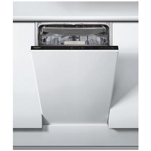 Built-in dishwasher, Whirlpool / 10 place settings