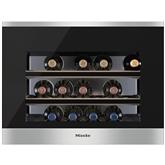 Built-in wine cooler Miele (capacity: 18 bottles)