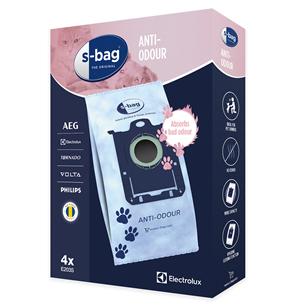 Пылесборник S-bag Anti-Odour, Electrolux / 4 шт. E203S