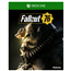 Mängukonsool Microsoft Xbox One X (1 TB) Robot White Special Edition + Fallout 76