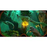 PS4 game Subnautica