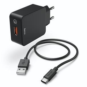 Wall charger USB-C Hama